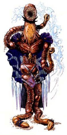 [Let's Read] AD&D 2e Dark Sun Monstrous Compendium Appendix II: Terrors beyond Tyr - Page 31