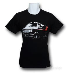 Images of A-Team Van (30 Single) T-Shirt