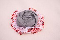 Christmas Hair bow Christmas hair clip by haddygrace on Etsy, $18.50