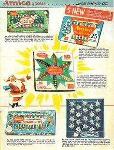 1962 Noma Color Catalog