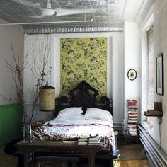 boho bedroom love...