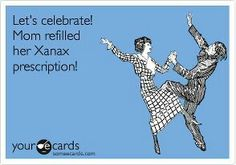 (:) Bipolar Humor, Bipolar Funny, Lets Celebrate, Laughter, Ecards, Funny Quotes, Let It Be, Sayings, Celebrities