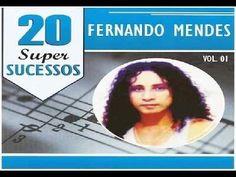 Fernando Mendes - 20 Super sucessos Vol 1 - CD Completo