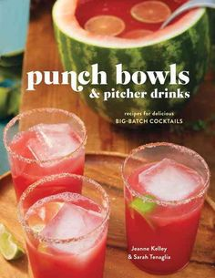 <b>Stir up delicious fit-for-a-crowd cocktails.</b><br><br>Find inspiration in fresh fruit, smoky spices, and potent spirits, and mix a bowl or pitcher of punch for any occasion or season. Whether it's a drink served in champagne flutes at a holiday pa...