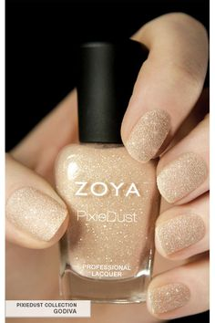 Zoya Spring 2013 Pixie Dust Lacquer