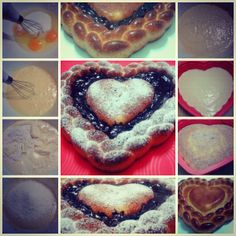 Valentine's day http://www.lovecooking.it/dolci/torta-al-cocco/