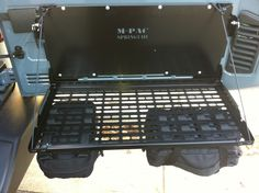 Tailgate Grill - Jeep Wrangler Forum