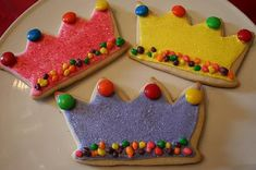 Epiphany Crown Food Ideas