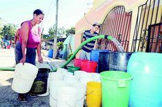 Reservas de agua potable del Gran Santo Domingo y Santiago podría agotarse en 35 días si no llueve;  Presentan Plan de Mitigación de Sequía 2015