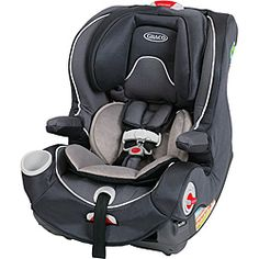 Graco Smart Seat All-in-One Car Seat in Rosen -- fits 5 to 100 pounds. brayden has this. Best car seat ever. So glad we got this one.
