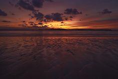 The Quiet / Playa de Los Tranquilos - Desde la playa de Los Tranquilos, en Loredo. Al fondo la ciudad de Santander. #Cantabria #Spain #España