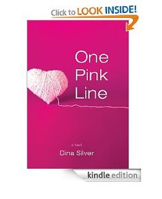 One Pink Line - amazing chick lit!