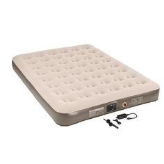 Coleman Dual Power Airbed with Built in Pump ** Read more reviews of the product by visiting the link on the image.
