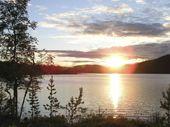 Midnight Sun of Finland