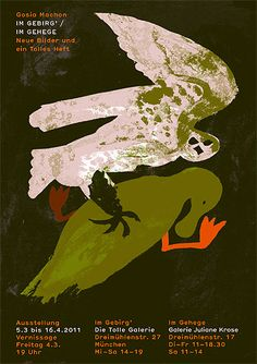 Gosia Machon Plakat-Wonderful