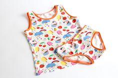 Kinder Unterwäsche selbernähen