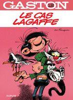 Couverture Le cas Lagaffe - Gaston (2009), tome 12