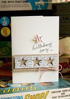birthday boy card | Explore AmandaRobinsonStudio photos on F… | Flickr - Photo Sharing!