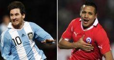 Chile vs Argentina 07/04/2015 Copa America Final Preview, Odds and Predictions Finals, Chile, Soccer, America, Bali, Sports, Argentina, Hs Sports, Futbol