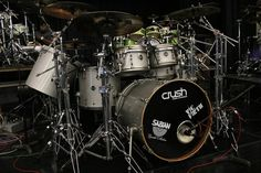 CRUSH Drums - Custom Kit