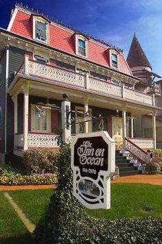 Haunted Cape May New Jersey Ghosts Buried Treasure Hell Hounds More Ocean Places And Hotel