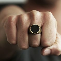 Men and Rings.