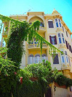Beirut architecture, Lebanon (by elizabeth_ayoub).
