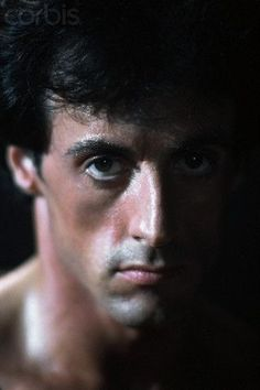 Do you know a lot of Oscar winning writer/painters that look like this guy? Rocky Series, Rocky Film, Sylvester Stallone, Bass Fishing Shirts, Punisher Marvel, My First Crush, Rocky Balboa, Cinema, The Expendables