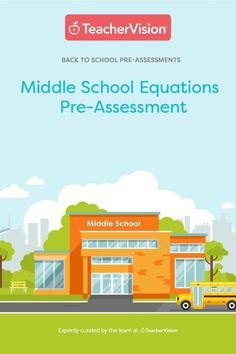 Pre-Algebra Diagnostic Assessment for Middle School - Identify Learning Gaps