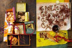 D I E T L I N D W O L F: christmas cookie parcels