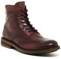 Rogue William Wingtip Boot