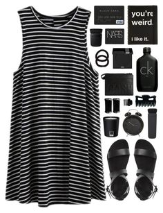 """""""2017 Fashion Trend Forecast: Stripes"""" by undercover-martyn ❤ liked on Polyvore featuring 3.1 Phillip Lim, Pantone, NARS Cosmetics, Calvin Klein, MAKE UP FOR EVER, John Lewis, T3, stripes and 2017fashiontrends"""