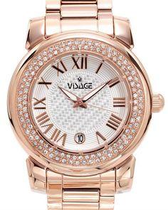 Visage Stainless Steel 26688 Women's Watch