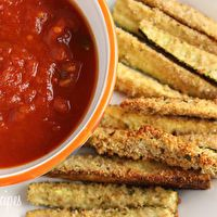 Baked Zucchini Sticks by Skinny Taste
