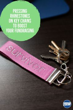 Beating breast cancer is no easy feat. This Survivor keychain is perfect to show a little bling with small rhinestones. These make a perfect product or fundraiser item as well as sweet gift to someone special. Cheerleading Bows, Breast Cancer, Fundraising, The Cure, Craft Projects, Bling, Personalized Items, Worksheets, Rhinestones