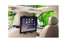 "www.amazon.com/: Okra 360° Degree Adjustable Rotating Headrest Car Seat Mount Holder For iPad, Samsung Galaxy,Motorola Xoom, And all Tablets Up To -10.1"": Computers & Accessories"