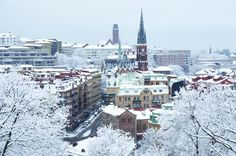 Reasons to Travel to Sweden During Winter Goteborg