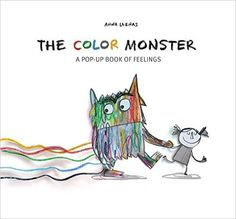 "The Color Monster: A Pop-Up Book of Feelings: Anna Llenas: 9781454917298: Amazon.com: Books ""EL MONSTRUO DE COLORES"" in english!! Author: www.annallenas.com You can buy it on the 1st of september in AMAZON"
