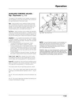 landini 9880 parts manual