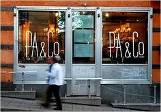 p.a. & co | stockholm