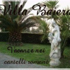 garden of Villa Baiera