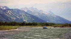 Scenic River Float Trips in Jackson Wyoming | Alivii