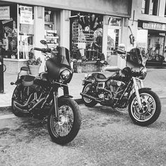Sometimes u just need a little black and white #Harley#dynas#dyna#streetbob#lowrider#dynaholics##dynamitecrew#hotbikemagazine#hotbike#sexy#blackandwhite#fun#coffee#love#life#travel#dyna#dynadiciples#conelys#luckydaves#deadbeat#saddleman#miami#vegas#hawaii#clubstylethailand#thailand#dallascowboys