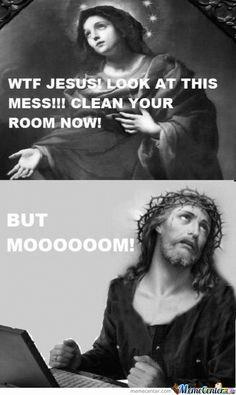 jesus mom