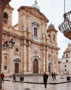 Marsala Trápani Sicilia Italia.