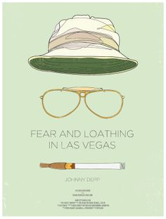 Fear and Loathing in Las Vegas. This book made me laugh out loud. Totally worth reading.