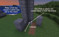 how to make dog houses on minecraft | ... to the Top: How to Build a Redstone Elevator in Minecraft « Minecraft