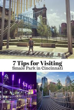 7 Tips for Visiting Smale Riverfront Park with Kids (Cincinnati, Ohio)