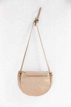 Silence + Noise Double Pocket Shoulder Bag