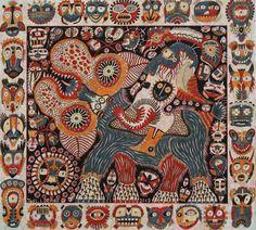 Joël Lorand: French self-taught artist